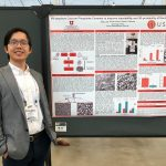 Ph.D. Student Tony Yin places second in TMS 2020 poster competition